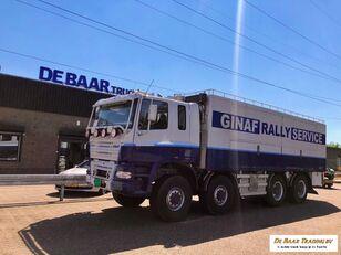 GINAF M 4446-S 8x8 assistentie voertuig kamion furgon