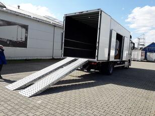 MAN Kontener specjalny kamion furgon