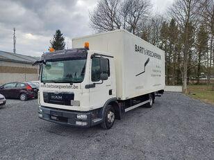 MAN TGL 8.180 taillift/hayon - euro 5 - very good tyres kamion furgon