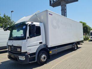 MERCEDES-BENZ 1218 / 8.1 m / D brif kamion furgon