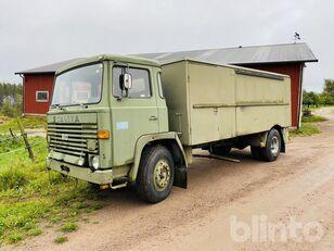 SCANIA 80 kamion furgon