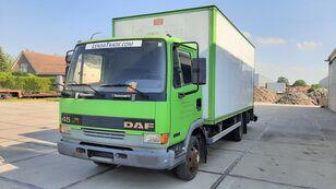 DAF 45.130 Ti 6 Cylinders Euro 2 Spring-Spring kamion furgon