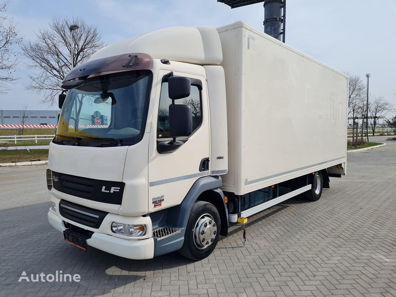 DAF LF45.180 5.6m / NL brief kamion furgon