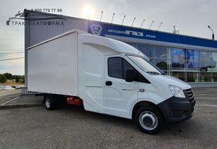 novi GAZ A21R25 kamion furgon