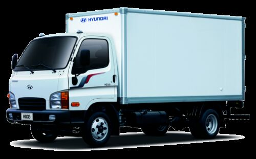 novi HYUNDAI HD35 kamion furgon