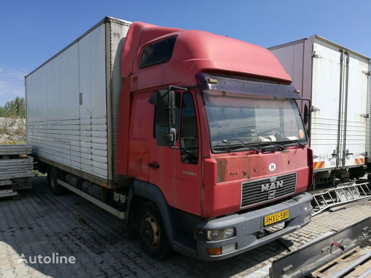 MAN 8.174, 8.185 kamion furgon