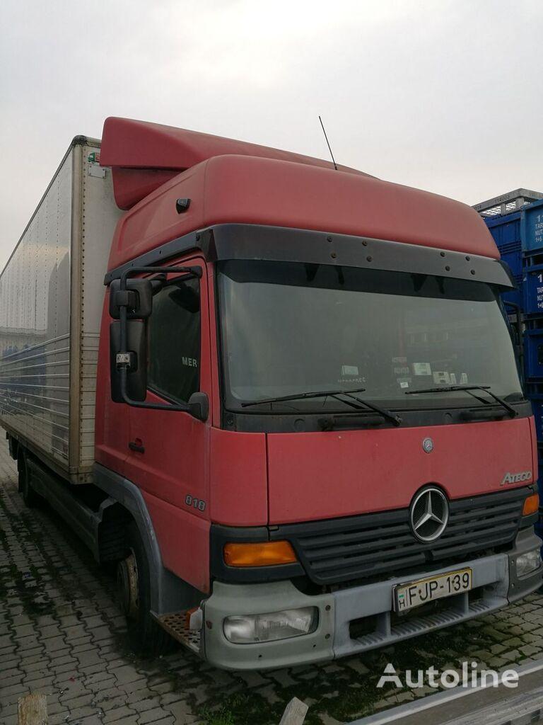MERCEDES-BENZ ATEGO 818/48 kamion furgon