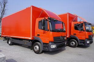 MERCEDES-BENZ Atego 1224, E6, 4x2, 7.10 m container, retarder, 3-person cabin, kamion furgon