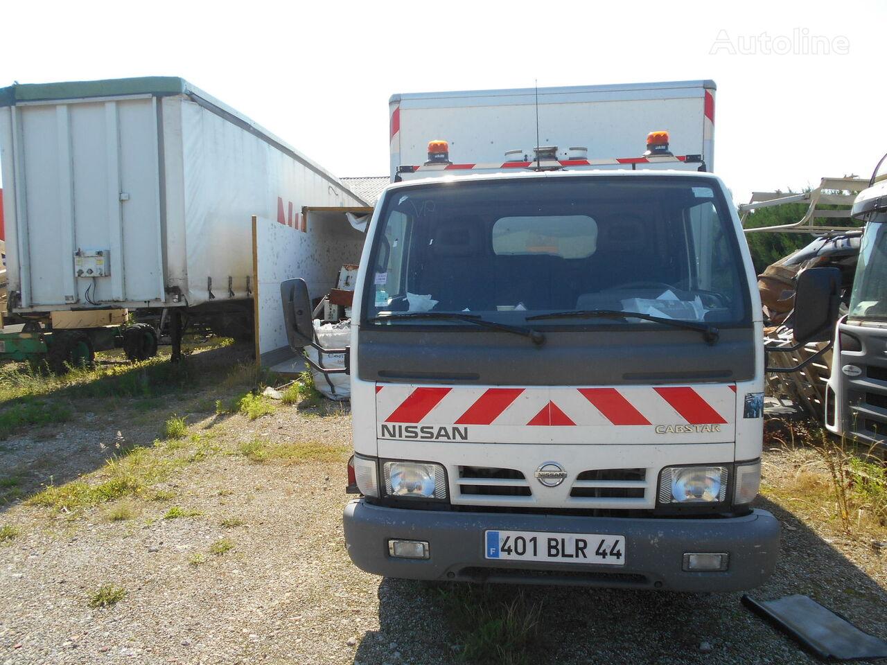 NISSAN CABSTAR kamion furgon