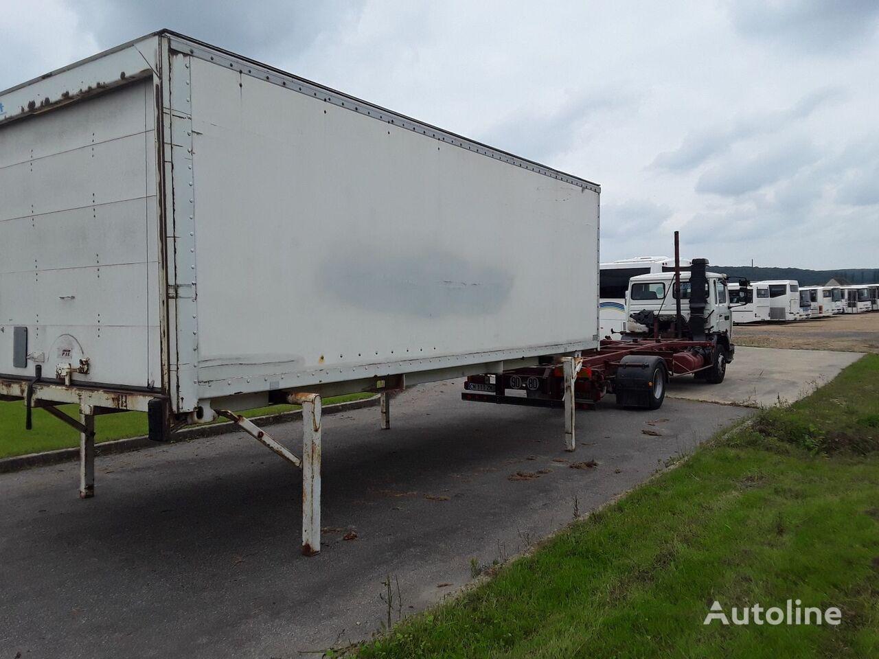 RENAULT -MIDLINER 140 turbo kamion furgon