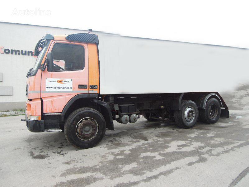 VOLVO FM7 Podwozie do zabudowy kamion furgon