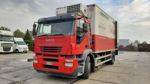 IVECO Stralis 270  TK MD-II Max Diesel-Electro 43 Meat Hooks kamion hladnjača