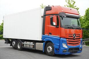 MERCEDES-BENZ Actros 2542 , E6 , Schmitz 18 EPAL , 2,5m height , partition wal kamion hladnjača