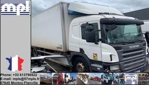 SCANIA P340 kamion hladnjača nakon udesa