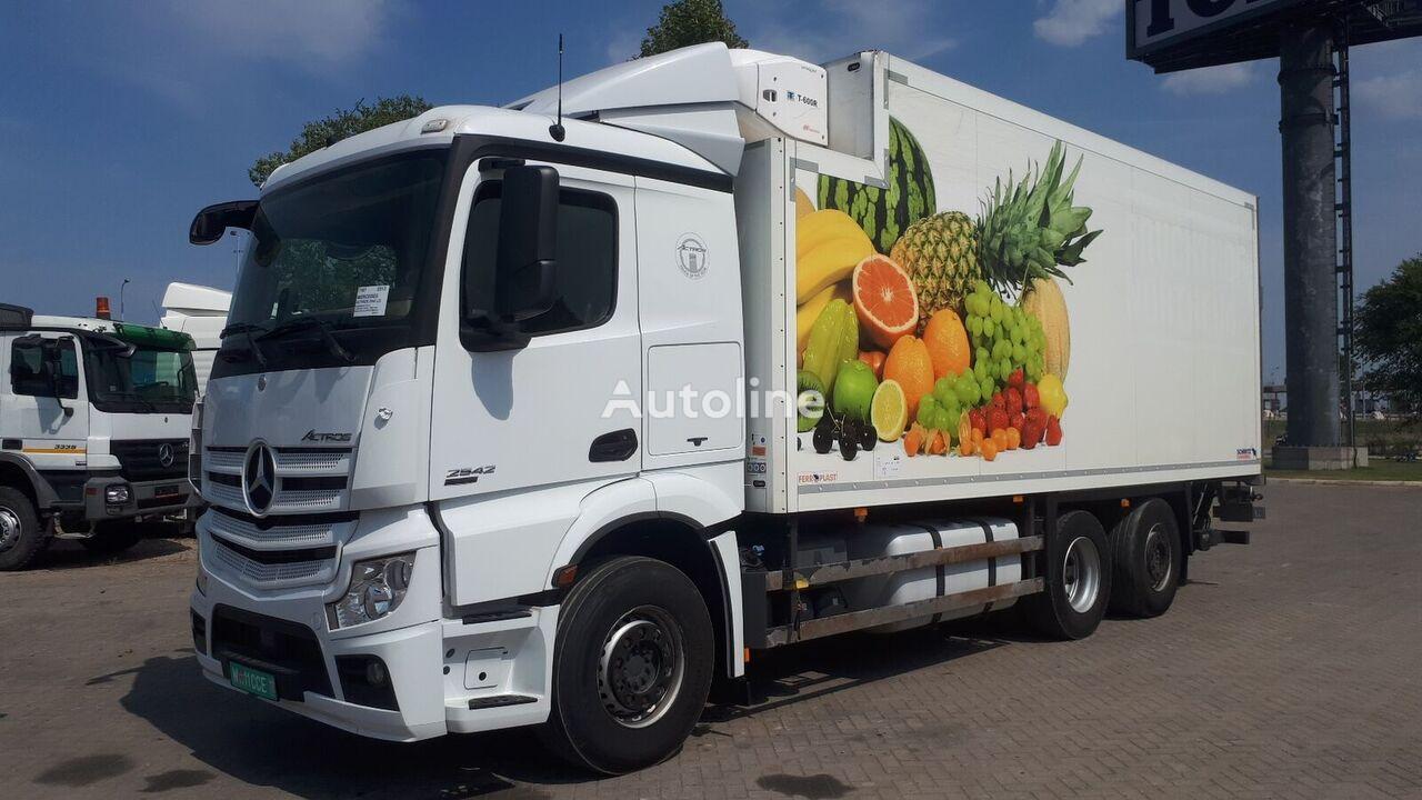 MERCEDES-BENZ ACTROS 2542 German brief kamion hladnjača