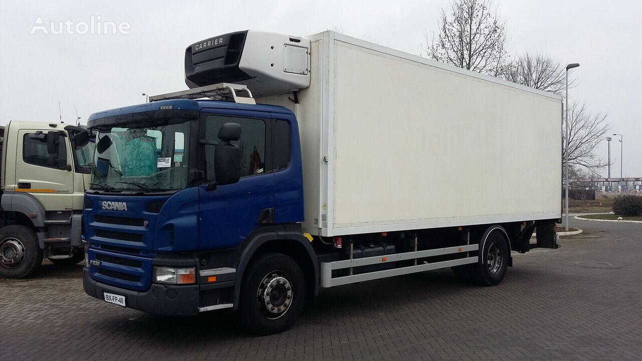 SCANIA P230 / NL BRIEF kamion hladnjača