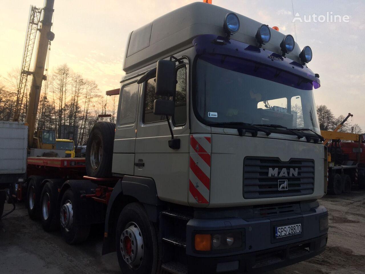 MAN E75 kamion platforma