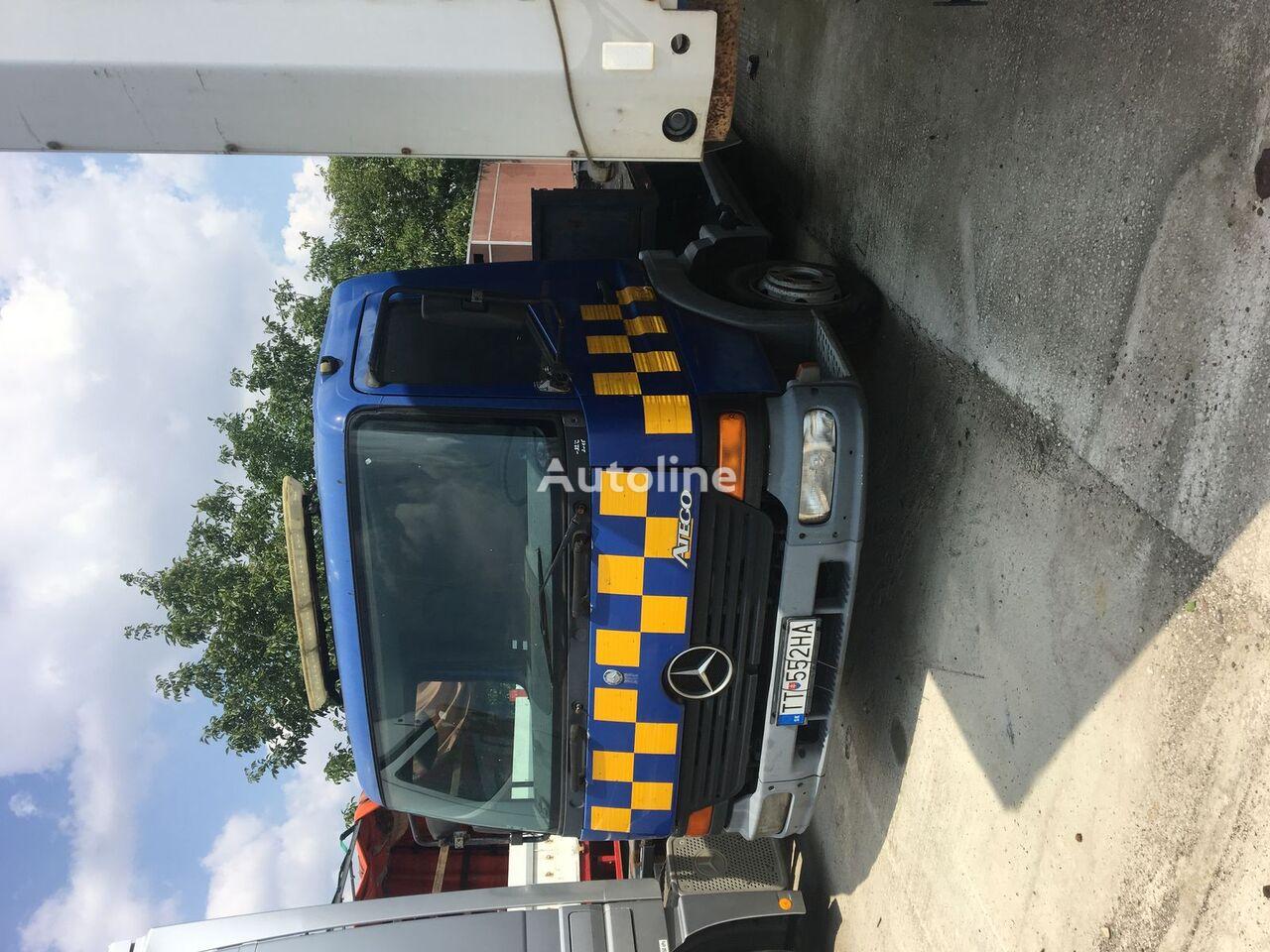 MERCEDES-BENZ Atego 815 kamion platforma