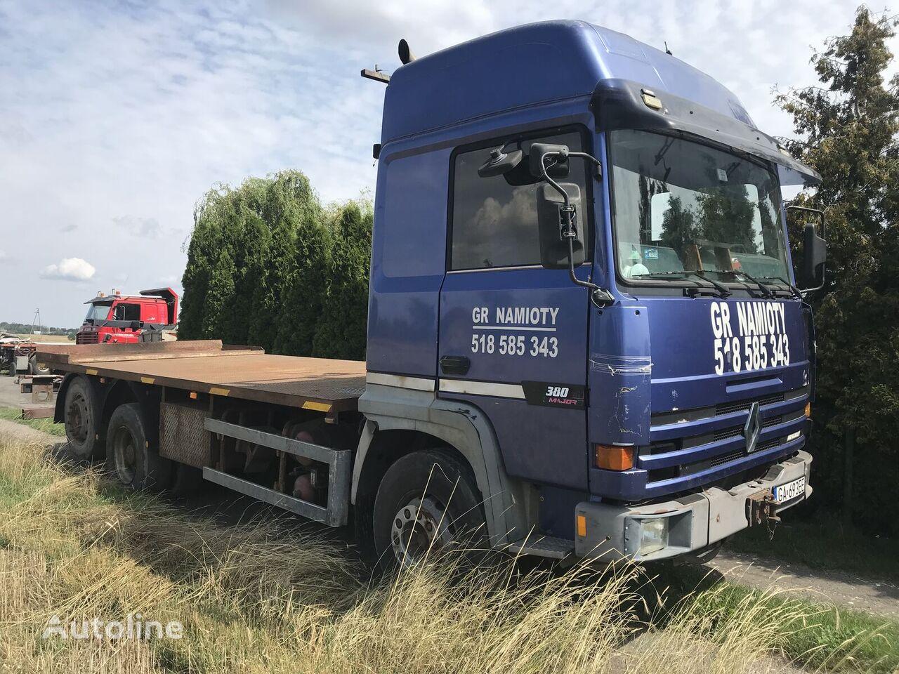 RENAULT Major  kamion platforma