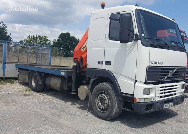 VOLVO FH12  kamion platforma