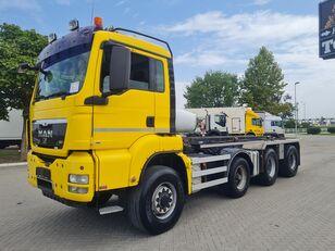 MAN WVT, gvw42t, 8x6, Nl brief kamion rol kiper
