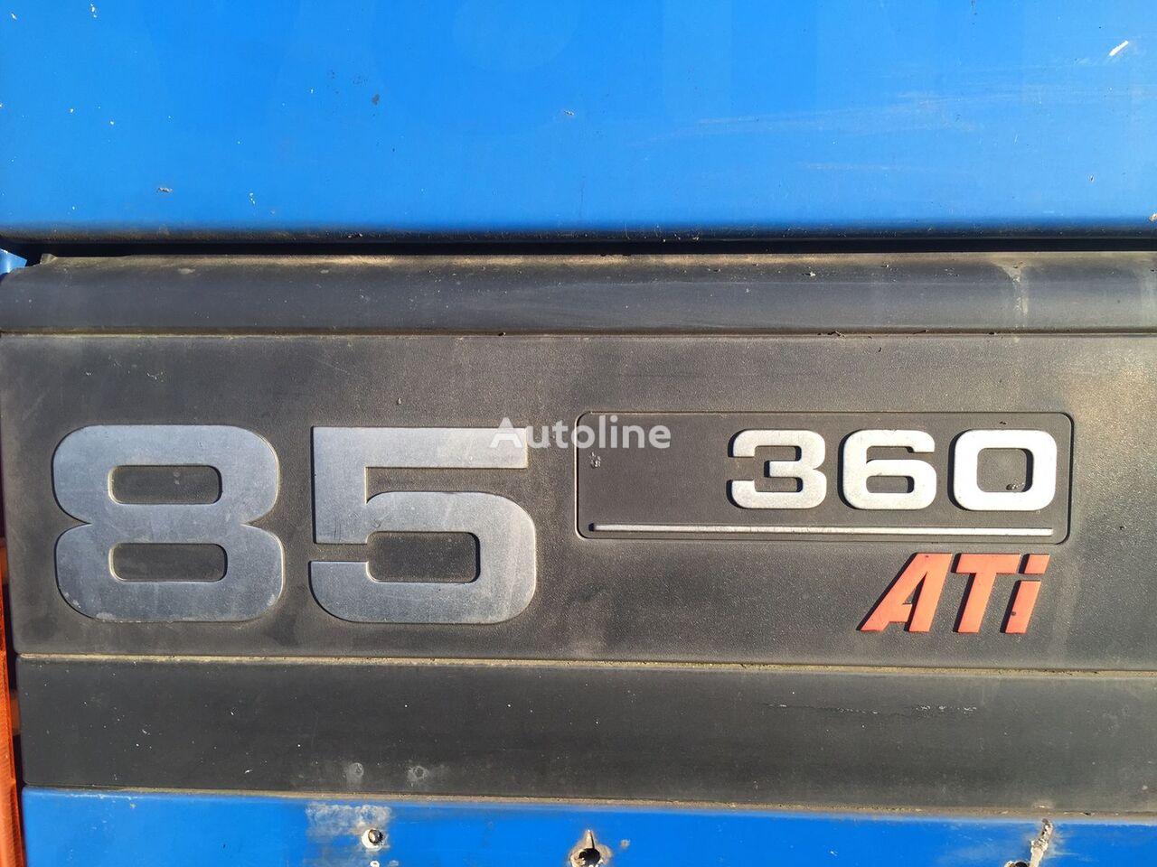 DAF 85 CF  6x4  FULL STEEL kamion rol kiper