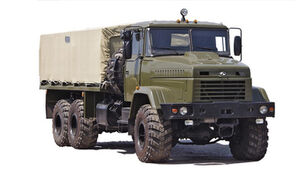 KRAZ 6322 kamion s ceradom