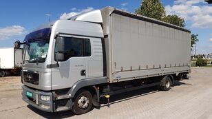 MAN 12.250 BL nemacki brif /7360/ kamion s ceradom