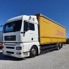 MAN TGA 26.350 kamion s ceradom