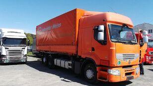 RENAULT PREMIUM 460 kamion s ceradom