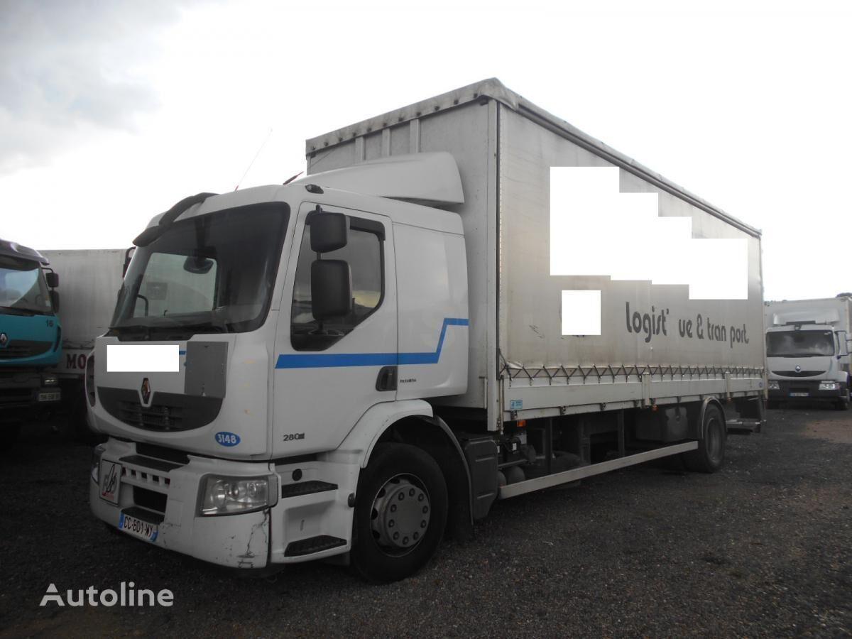 RENAULT Premium 280 DXI kamion s ceradom