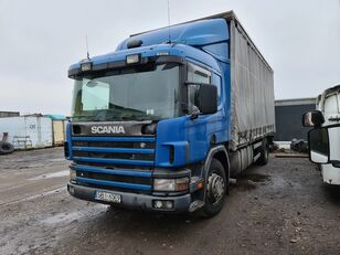 SCANIA 94D260 Exportamos a Paraguay kamion s ceradom