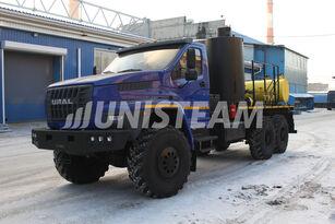 novi UNISTEAM AS6 УРАЛ NEXT 4320 kamion s ravnom platformom