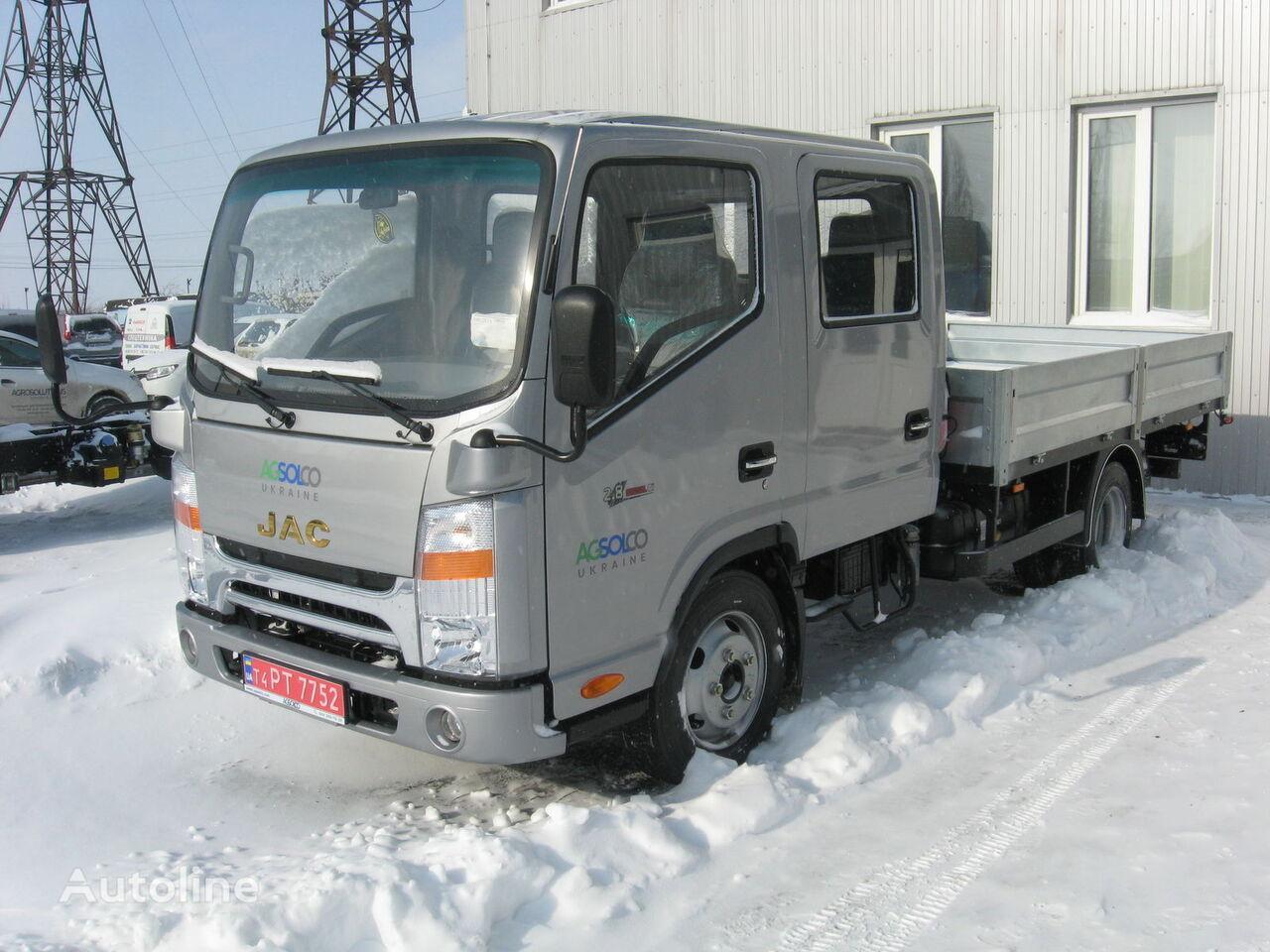 novi JAC N56 kamion s ravnom platformom