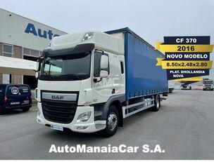 DAF CF SSC 370 EURO6 4X2 CORTINAS kamion sa klizna zavesa cerada