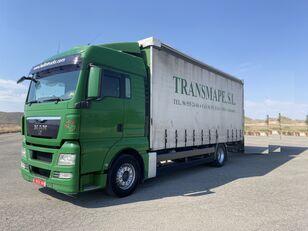 MAN TGX 18.440 kamion sa klizna zavesa cerada