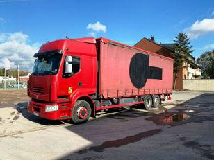 RENAULT Premium 380DXi/LBW1500kg/Klima kamion sa klizna zavesa cerada