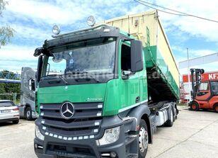MERCEDES-BENZ Actros 2543 6x2 Gabonaszállító Billencs  kamion sa klizna zavesa cerada