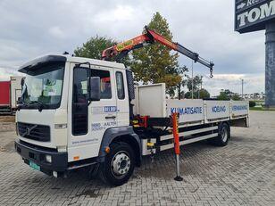 VOLVO FL220.12 / PK 7000A / NL brief kamion sandučar