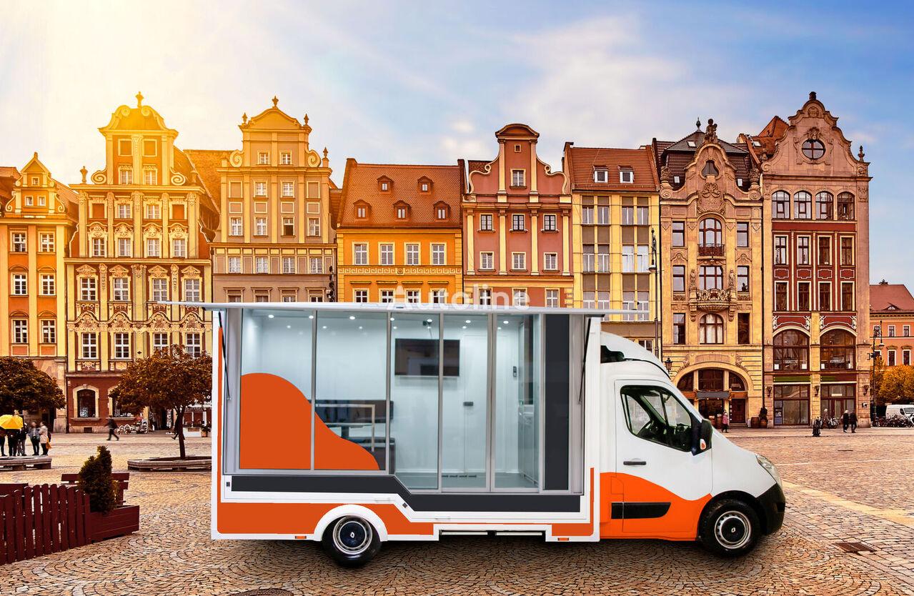 novi BANNERT EVENT, Office Mobil, Handlowy, IMBISS, Verkaufmobil  kamion sandučar