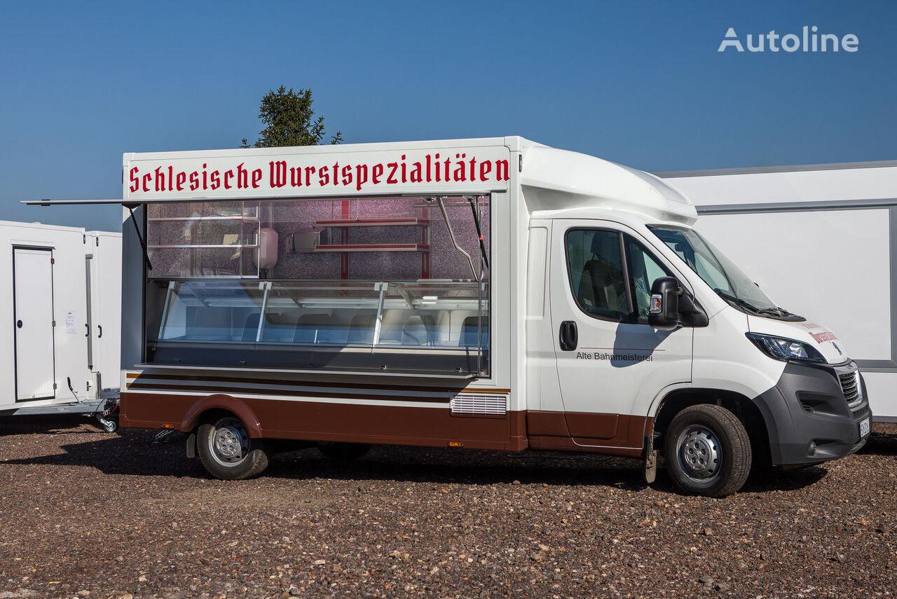 novi BANNERT Fiat Ducato kamion sandučar