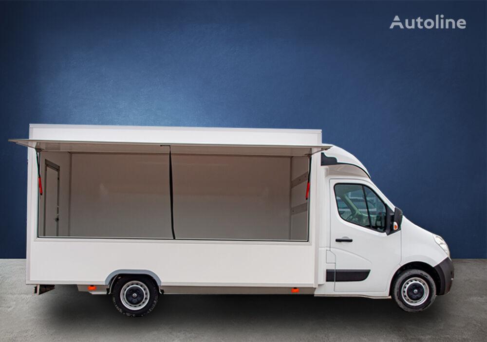 novi OPEL Movano Imbiss, Verkaufmobil, Food Truck kamion sandučar