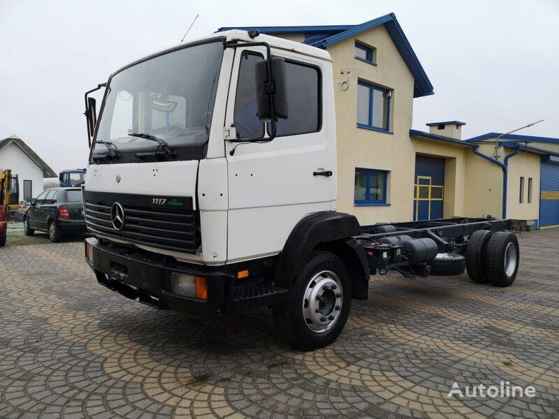 MERCEDES-BENZ 1117 Eco Power Exportamos a Paraguay kamion-šasija