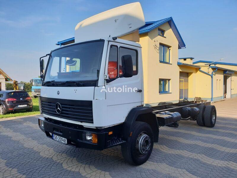 MERCEDES-BENZ 1317 Exportamos a Paraguay kamion šasija