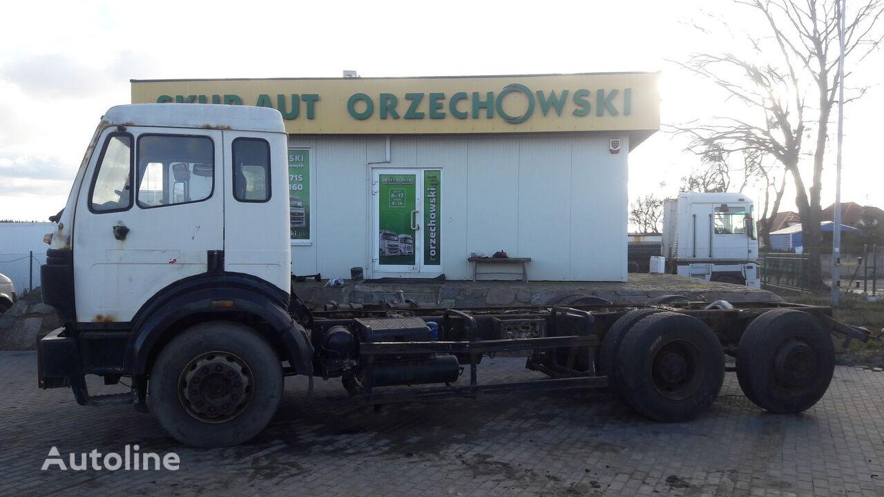 MERCEDES-BENZ 2524 L SK kamion šasija