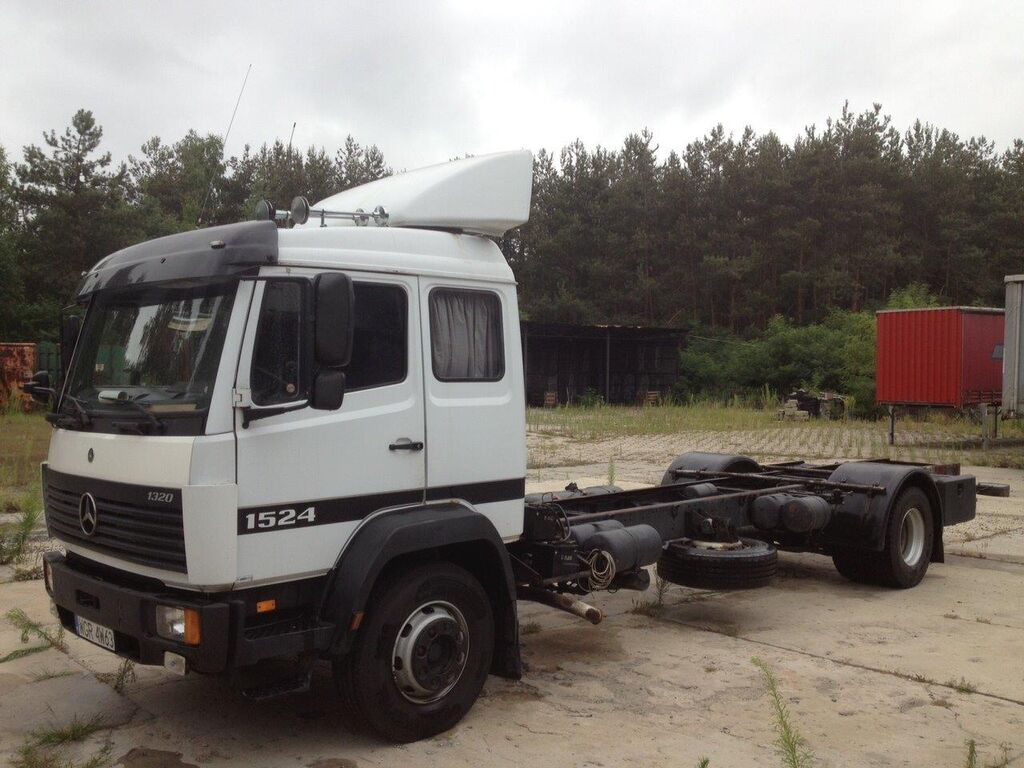 MERCEDES-BENZ LK 1524 & 1520 Euro 2 (1120/1320/1324/1820/1720/1620) kamion-šasija