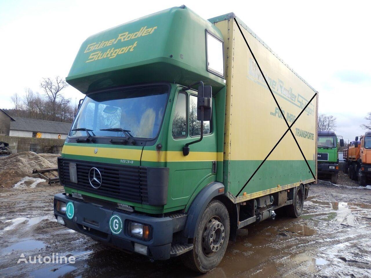 MERCEDES-BENZ SK 1834 KLIMA RETARDER kamion šasija