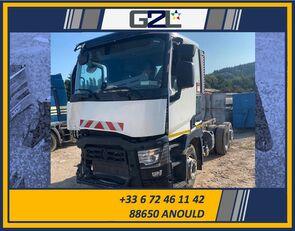 RENAULT C 380 *ACCIDENTE*DAMAGED*UNFALL* kamion šasija nakon udesa