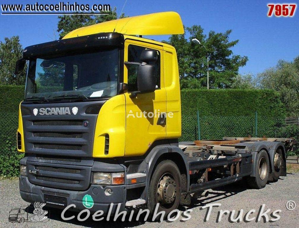 SCANIA R 420 kamion-šasija