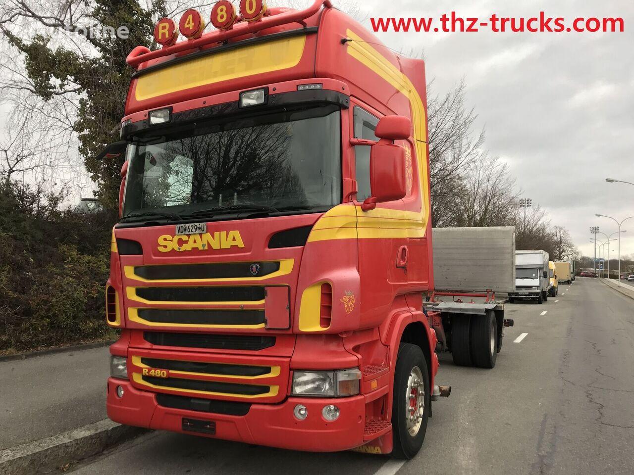 SCANIA R480 kamion šasija